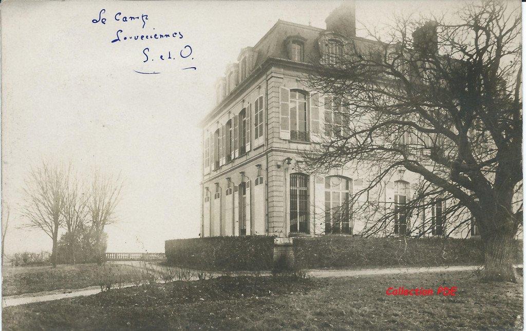 20200402 Chateau du Camp carte photo PDE