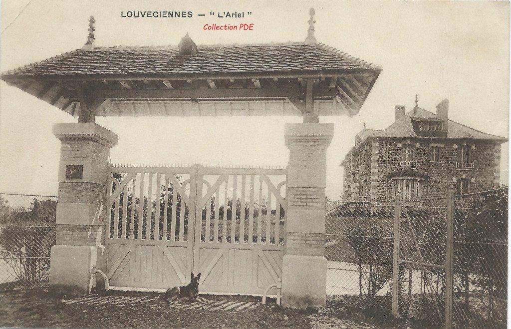 20200402 Les Coteaux vue Ariel Louveciennes PDE