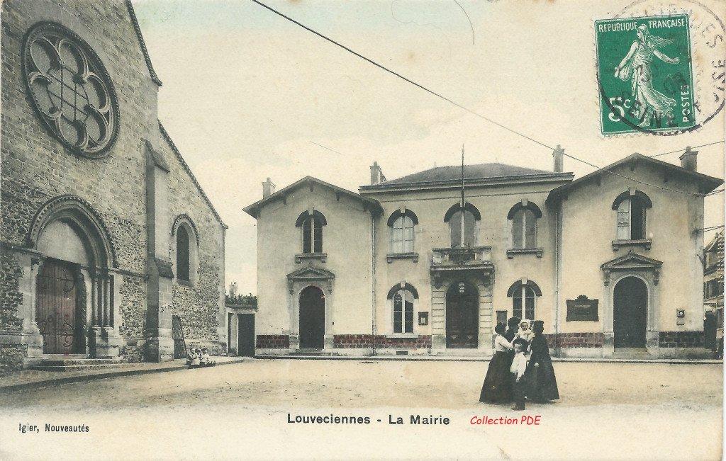 Eglise - Ancienne Mairie 1 PDE