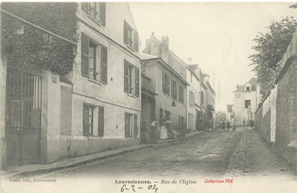 Rue de leglise Tuffier 4 PDE