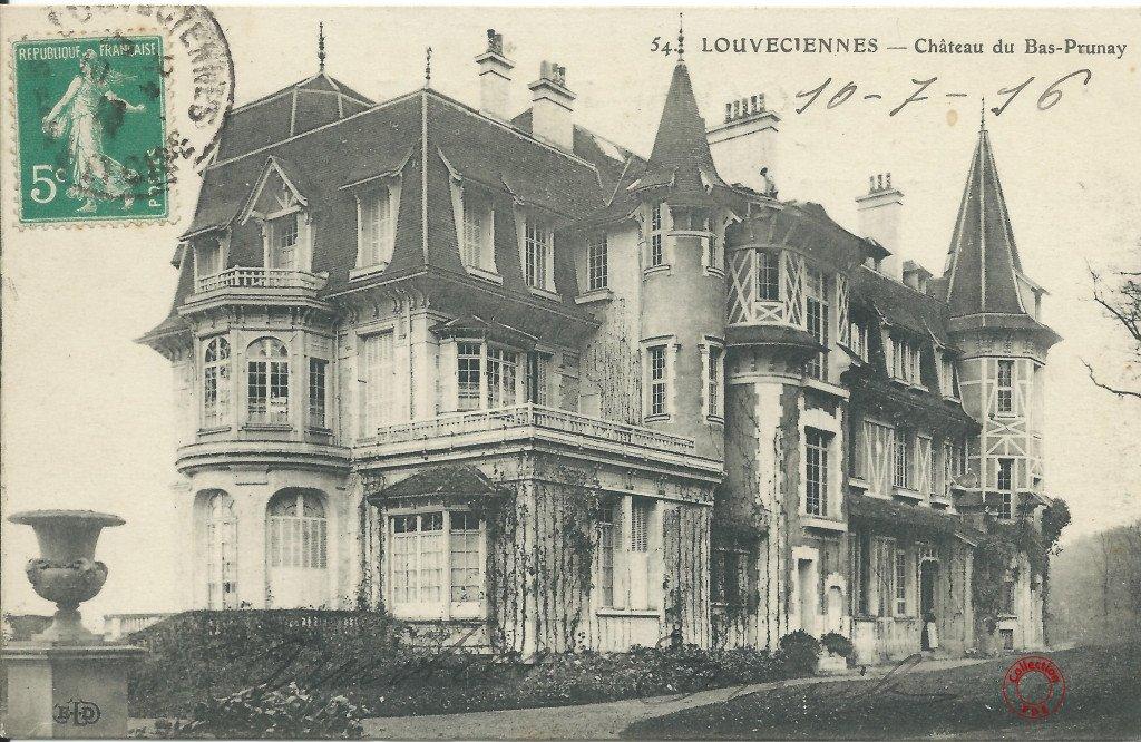 Chateau de Bas Prunay 6