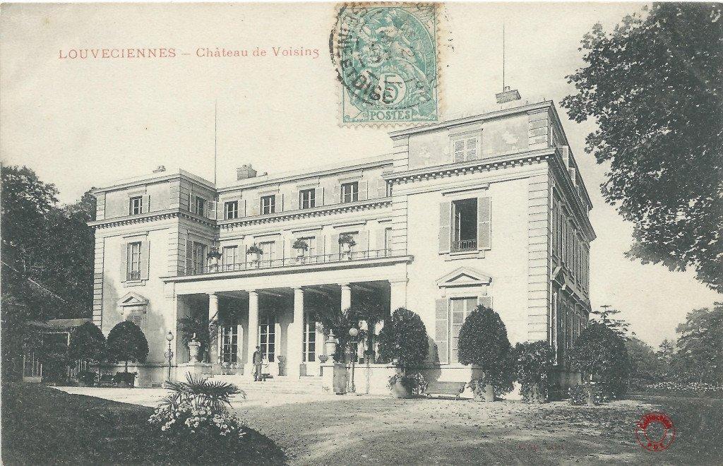 Chateau de Voisins 1
