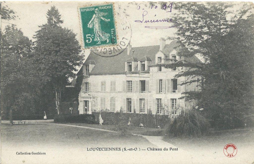 Chateau du Pont 23