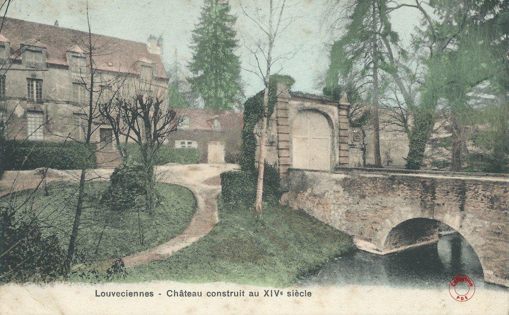Chateau du Pont C 13