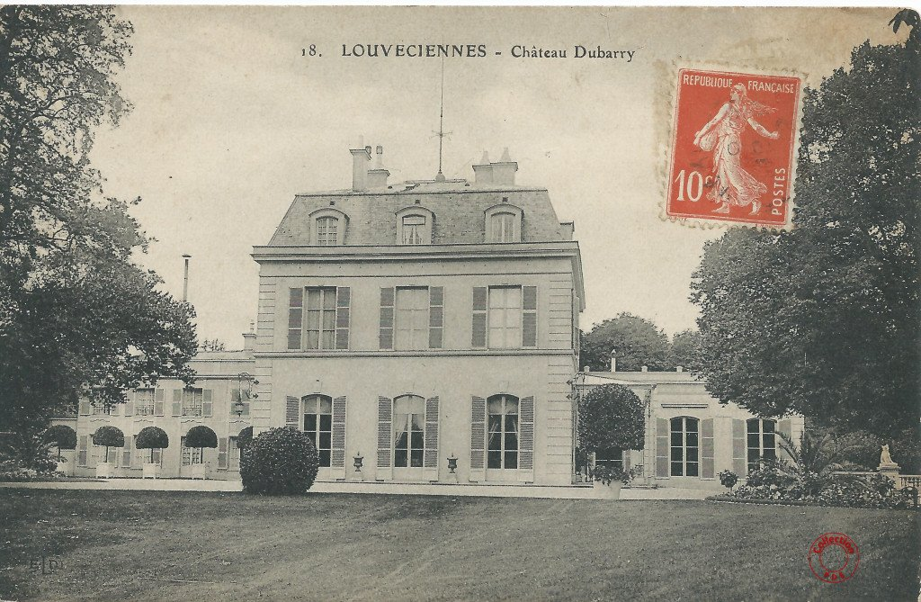 Du Barry Chateau 1
