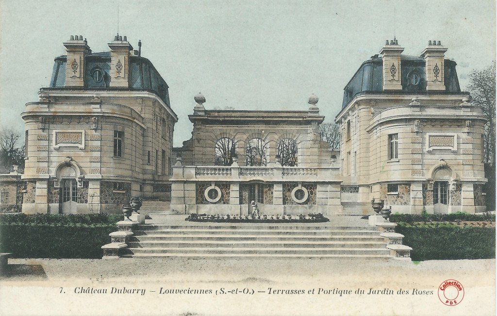 Du Barry Pavillon 1 C