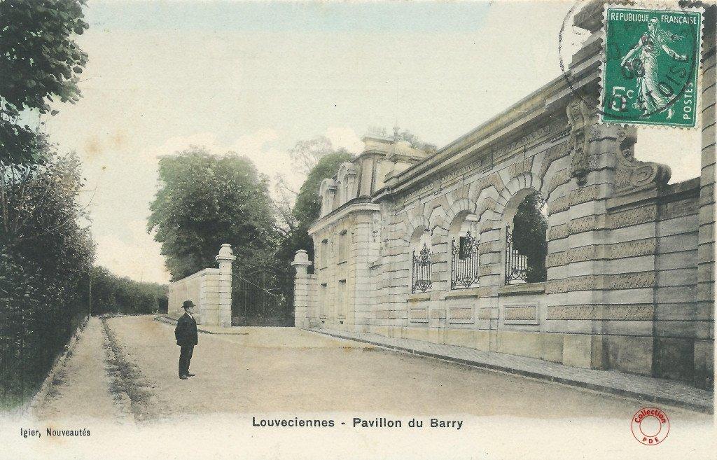 Du Barry Pavillon 14 C