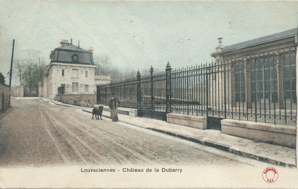 Du Barry Pavillon 19 C