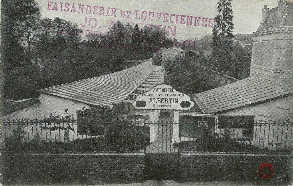 Faisanderie Albertin Louveciennes