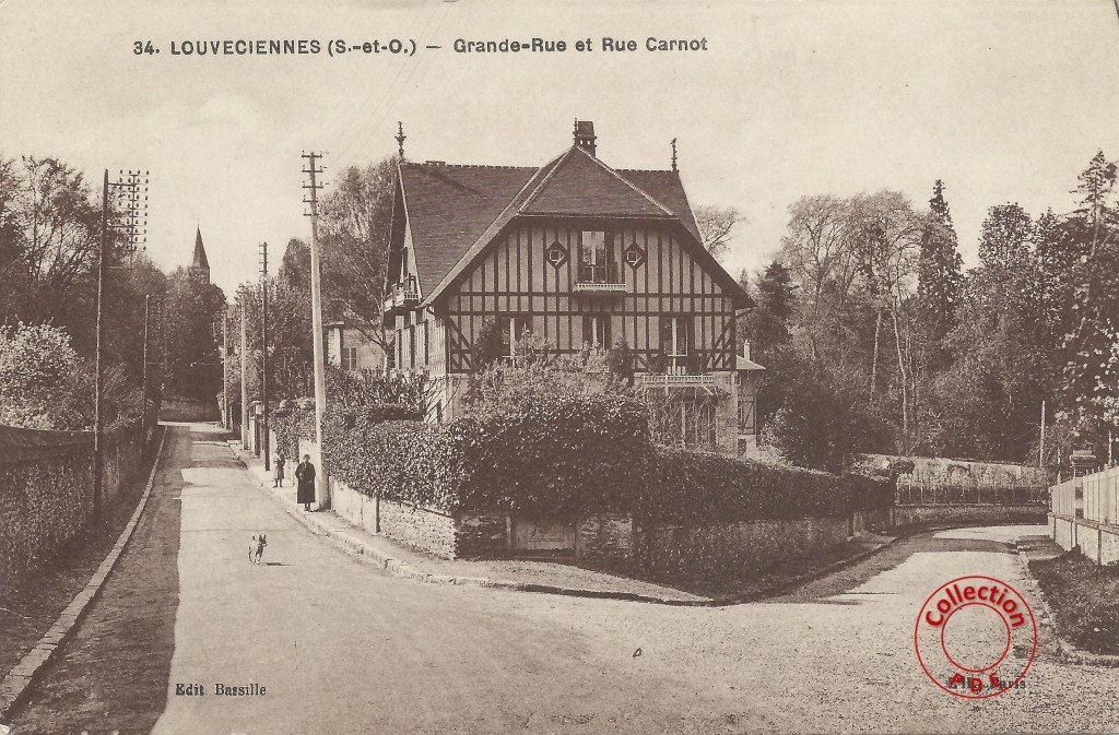 Grande Rue et rue Carnot 24