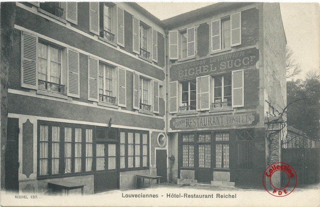 Hotel Restaurant Reichel - Cafe Mairie 1