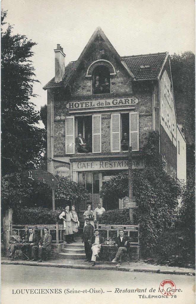 La Gare Hotel Cafe 16