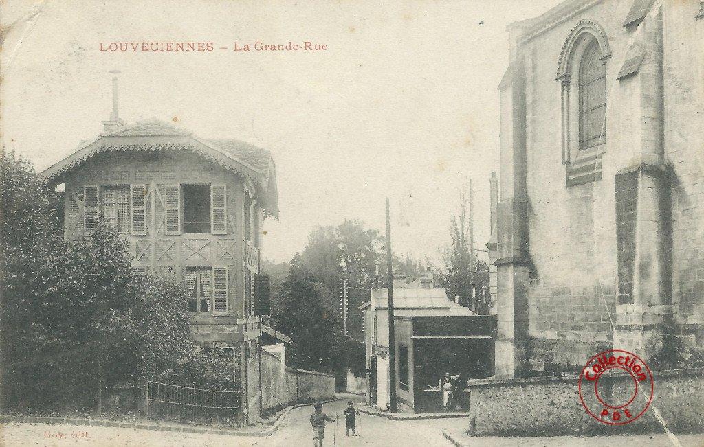 La Grande Rue 21 Eglise