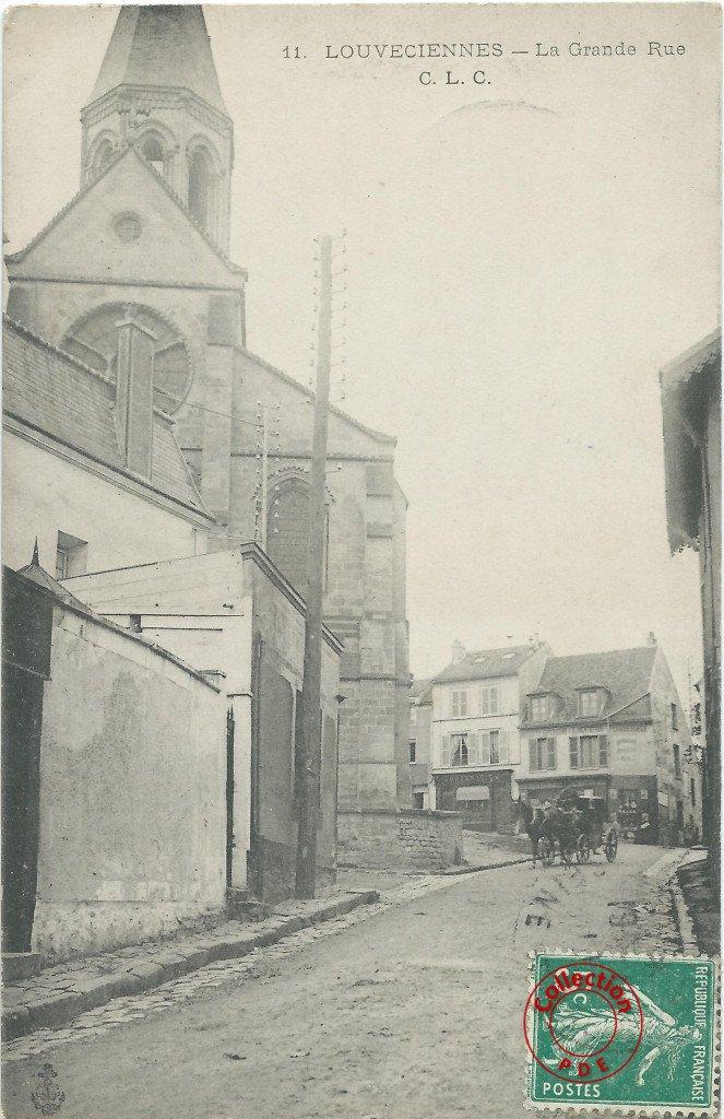 La Grande Rue 23 Eglise