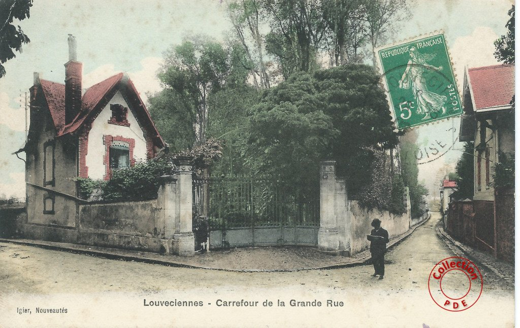 La Grande Rue X Croix Rouge 1 C