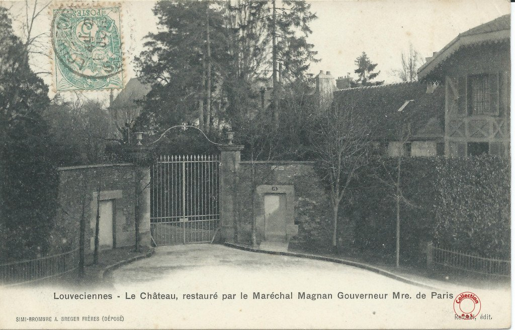 Le Chateau entree 3