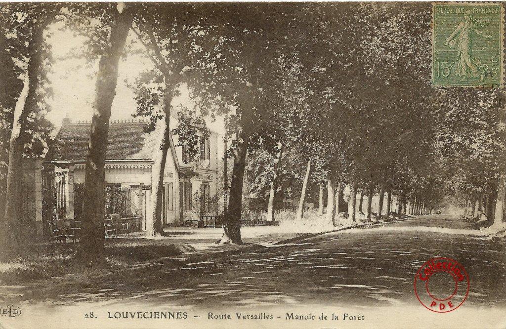 Route de Versailles 4