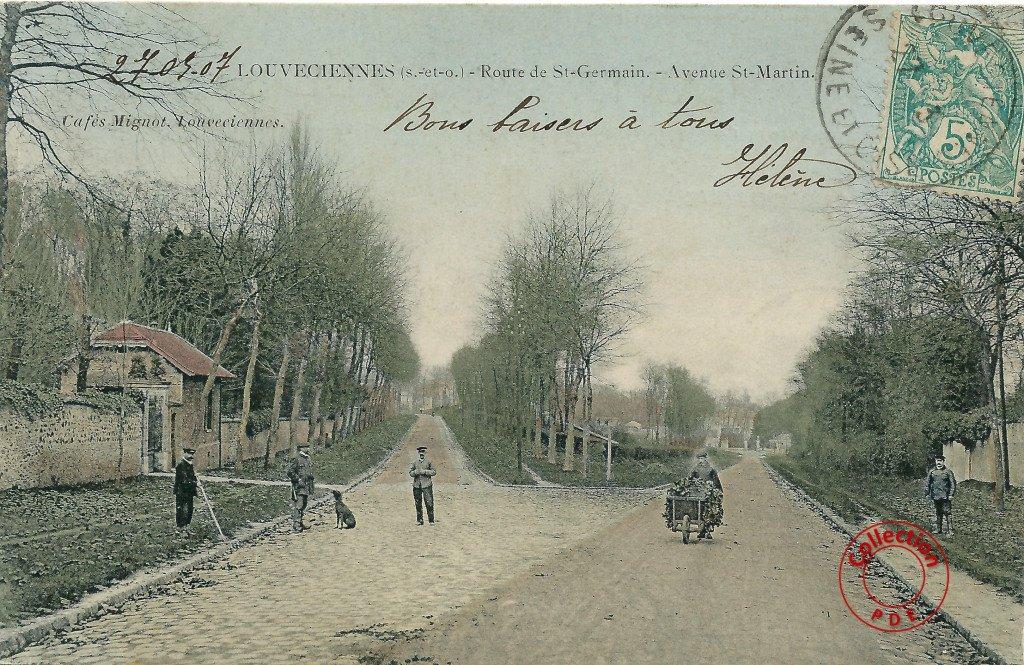 Route de Versailles 8 C