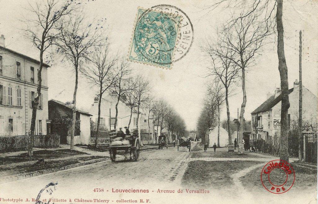 Route de Versailles Grille Royale 3