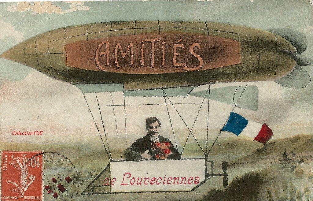 Souvenir 13 Ballon PDE