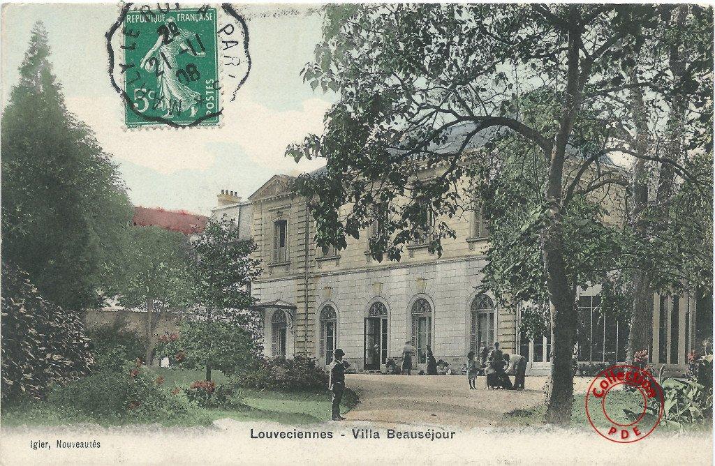 Villa Beausejour 1 C