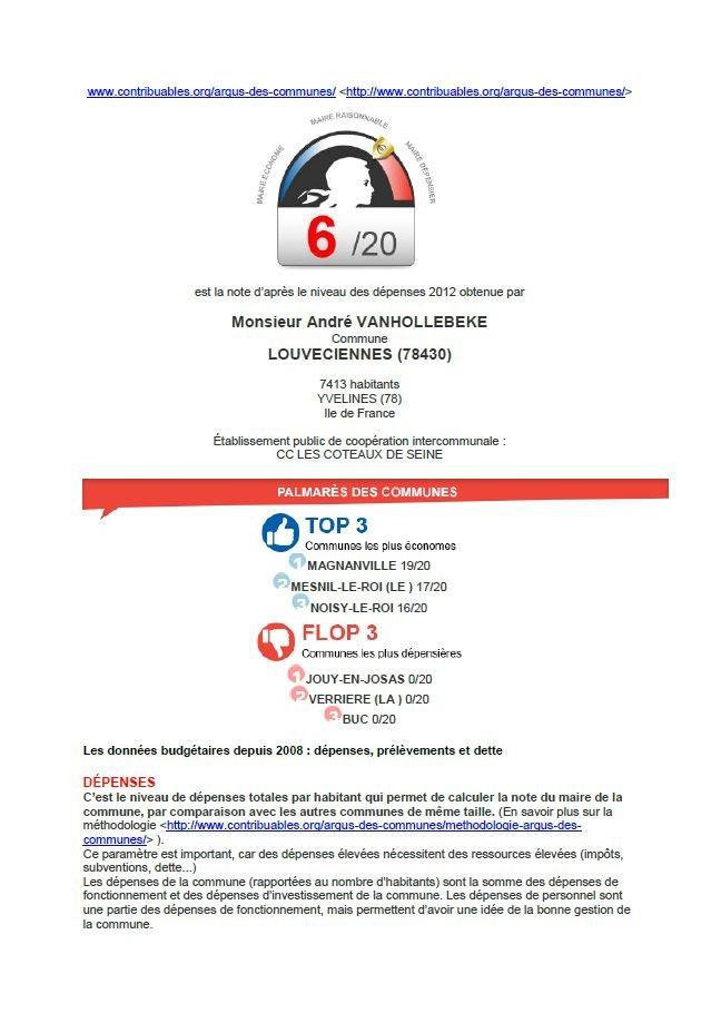 Contribubles Associes 2012 1 de 3