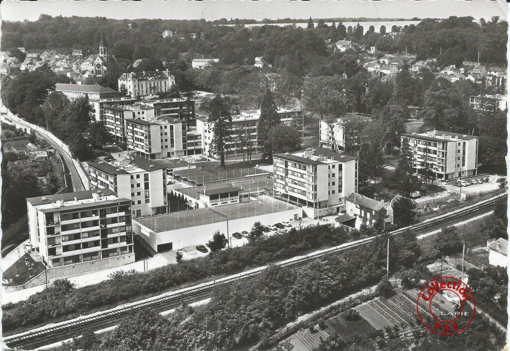 Residence Parc du Chateau Aerienne 3
